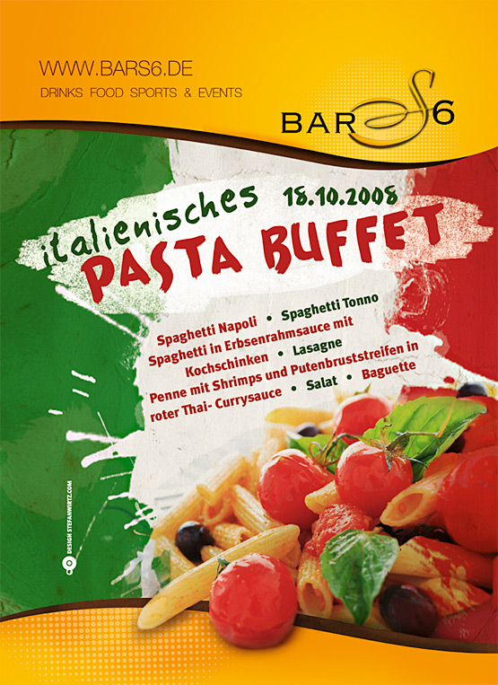 barS6_flyer_Pasta_Buffet